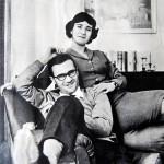 con la moglie Annamaria Perilli